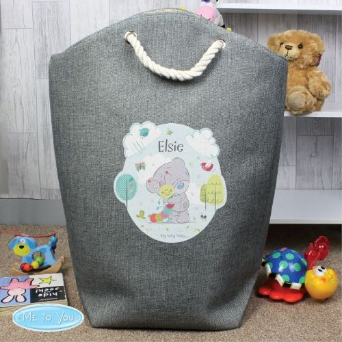 Personalised Tiny Tatty Teddy Cuddle Bug Storage Bag